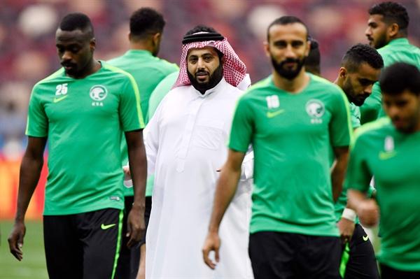 사우디아라비아 축구대표팀