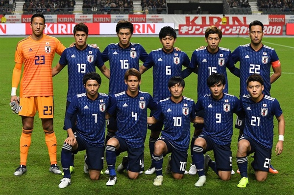 일본 축구 국가대표팀