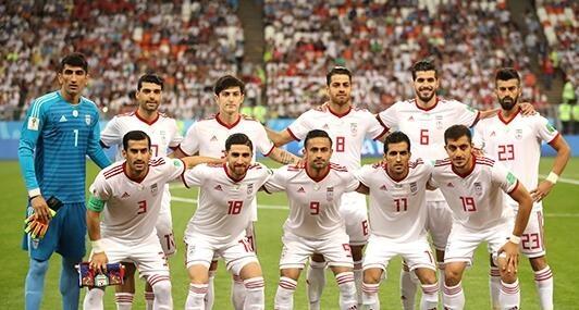 이란 축구 국가대표팀