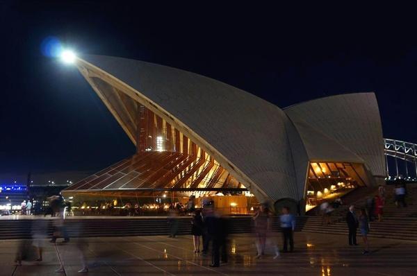 시드니 오페라 하우스.