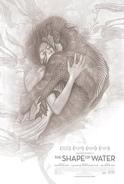 셰이프 오브 워터: 사랑의 모양 포스터