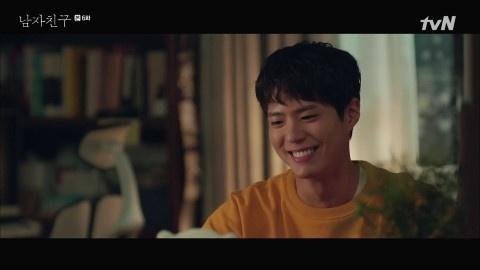 tvN '남자친구'서 진솔한 사랑을 보여주는 김진혁(박보검 분)