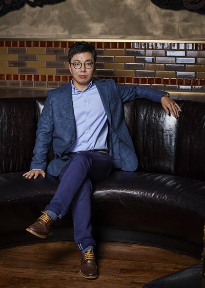 영화 <알리타: 배틀엔젤>의 CG를 총괄한 김기범 감독.