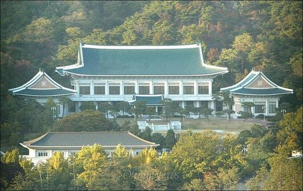청와대 전경(오마이뉴스 자료사진)