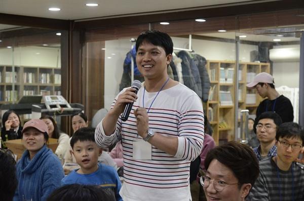 처음 참석한 박승오씨는 총체적 맥락 가운데서 자기 지점을 살피라는 말이 인상적이었다고 한다.