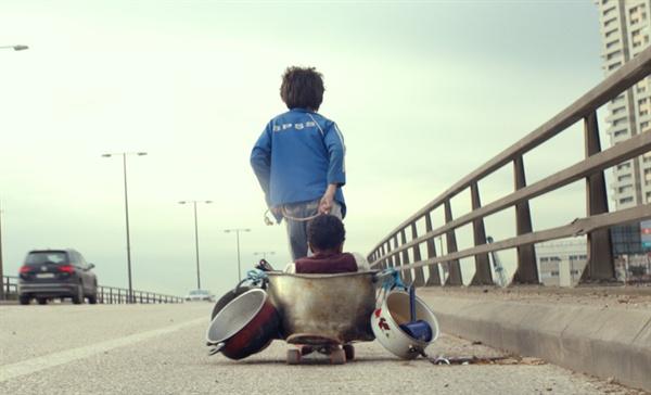 영화 <가버나움> 포스터 영화 <가버나움>의 한 장면