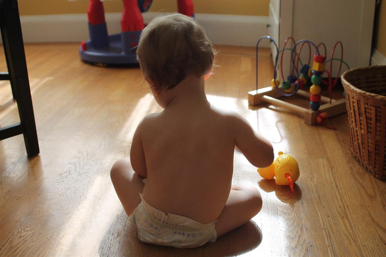 집 안에서 일어나는 유아 안전사고 가장 안전할 것 같은 집이 위험해질 수 있다.