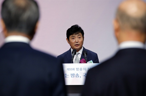 박정훈 SBS 사장.