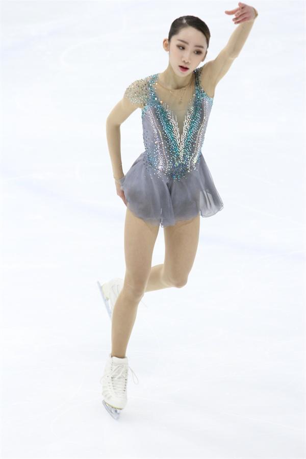 김예림의 연기 모습