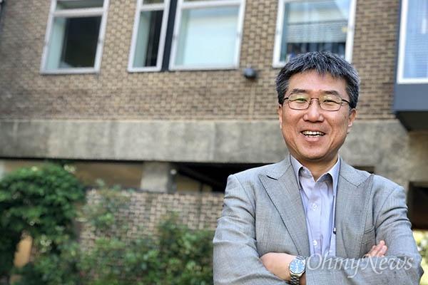 장하준 영국 케임브리지대 교수.