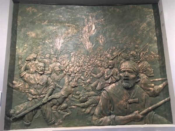 혁명 사진  동학농민혁명 기록