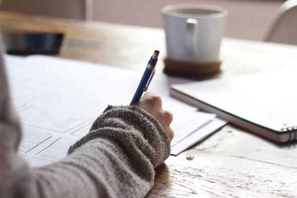 일상에서 사라진 글쓰기.