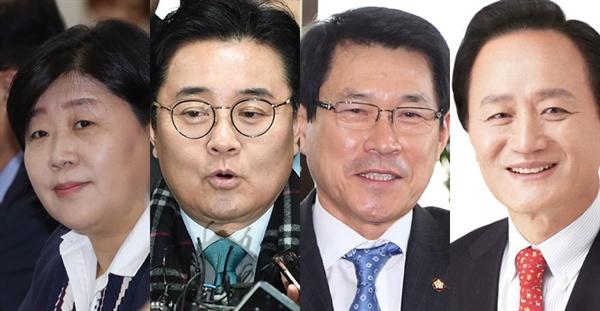 검찰은 15일 임종헌 전 법원행정처장의 '재판거래' 혐의를 추가 기소하며 서영교·전병헌·이군현·노철래의 '민원'을 받았다고 했다.