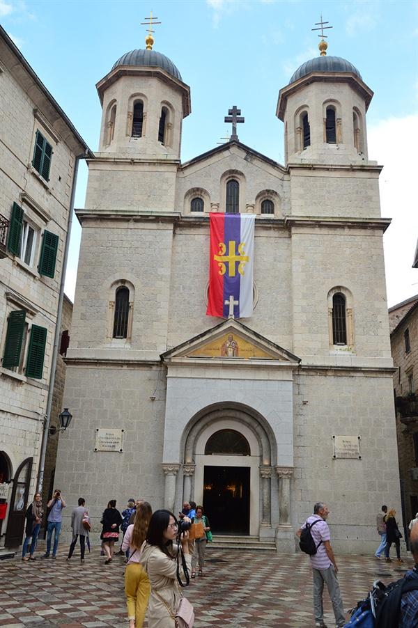 성 니콜라스 교회 정교회의 모든 행사는 이곳에서 개최될 정도로 중요한 교회이다