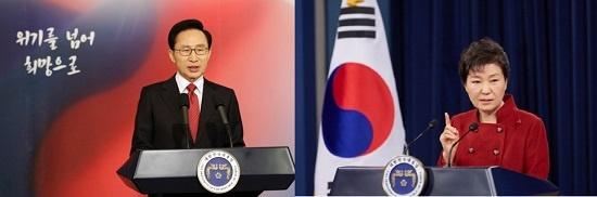 이명박, 박근혜 정권의 말하기 문화는 과거로 회귀하며 다시 소통이 상실되었다.