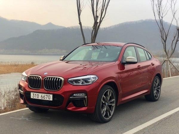 BMW의 중형 SAC, X4