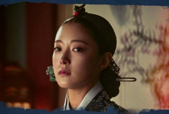 중전 유소운(이세영 분). tvN