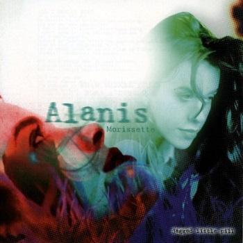 Alanis Morissette < Jagged Little Pill >(1995)