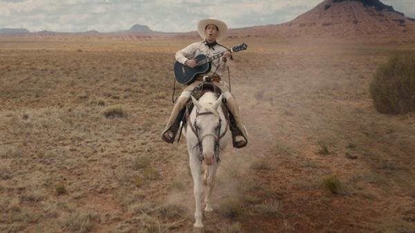 영화 <카우보이의 노래>의 한 장면.