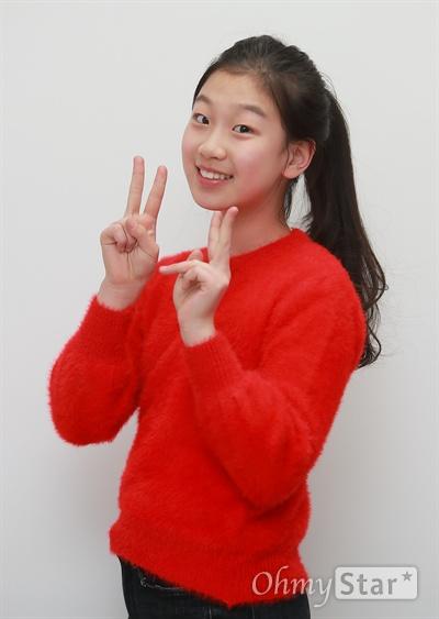 JTBC 드라마 'SKY캐슬'(스카이캐슬)에서 '예빈'역을 맡은 배우 이지원.