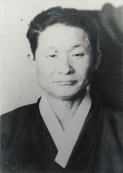 2.8독립선언을 주도한 김상덕 선생. 해방 후 반민특위 위원장을 지냈다.