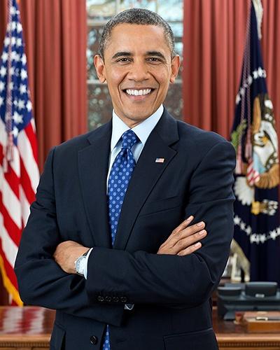 버락 오바마 전 대통령.