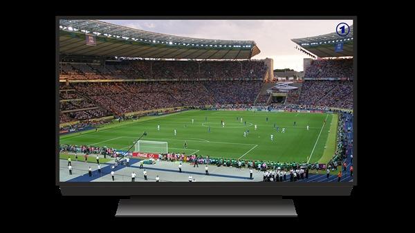 축구 경기 중계