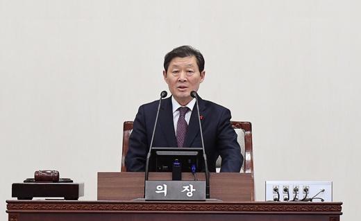 강릉시의회 최선근 의장
