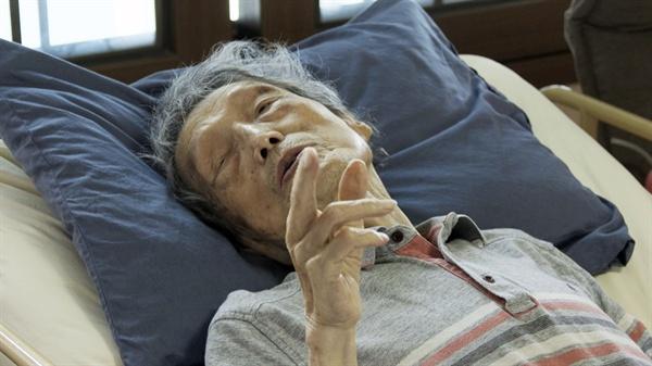 북간도의 마지막 생존 인사인 문동환(99) 목사는 병환 중에도 다큐멘터리에 출연했다.