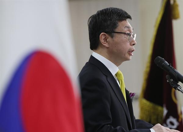 김현 대한변호사협회 회장.