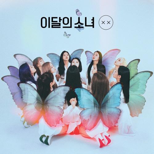 이달의 소녀의 새 음반 < [ X X ] >