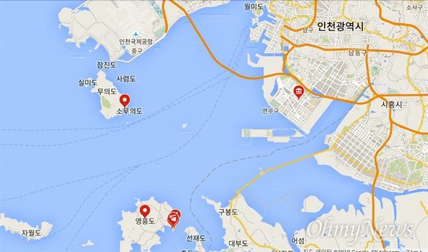인천시 옹진군 영흥면 진두항이 2월 26일 '국가어항'으로 새롭게 지정된다.