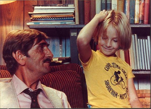 1984년 작품인 영화 <파리텍사스> 스틸 컷
