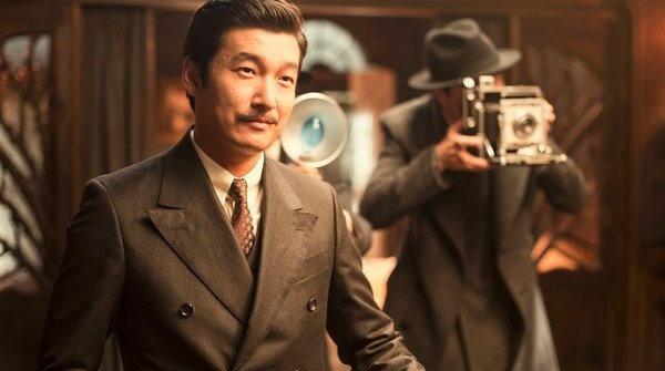 영화 <암살>에서 약산 김원봉 역을 맡은 배우 조승우