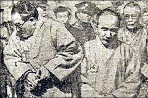 반민특위 당시 체포됐던 친일경찰 노덕술, 그는 미군정 하에서 다시 살아나 좌익계열 인사들을 무지막하게 고문했다.