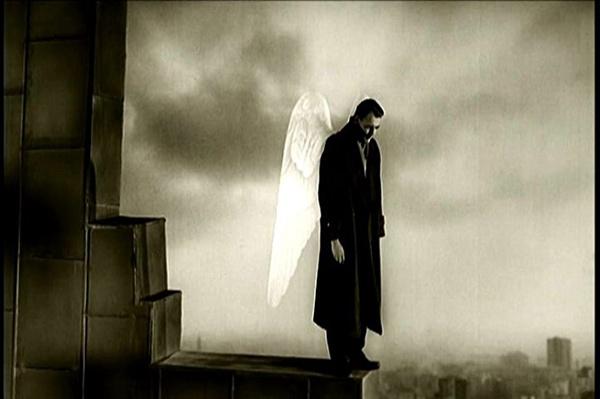 영화 <베를린 천사의 시> 중에서