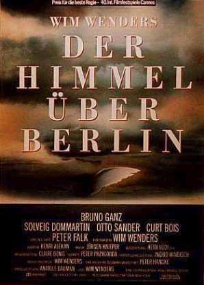 영화 <베를린 천사의 시> 포스터