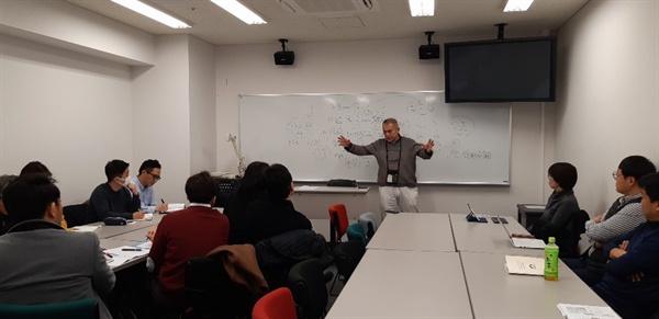시노다 도오루 교수 와세다대학교