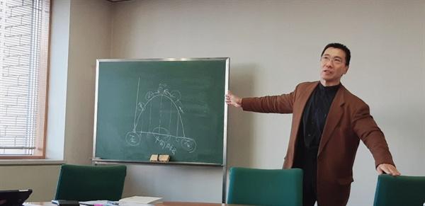 신카와 도시미쓰 교수 호세대학교