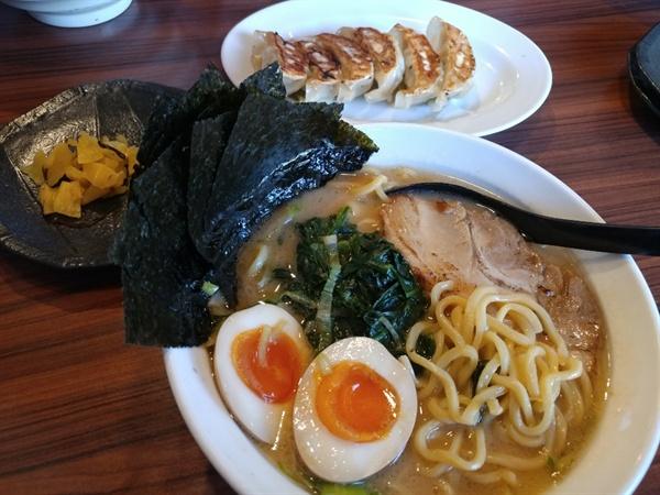 일본 도쿄 라멘, 맛있게 먹고 체하다