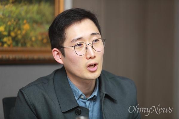 민달팽이유니온 김세현 회원.