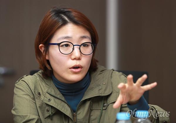 대학생 김경서씨.