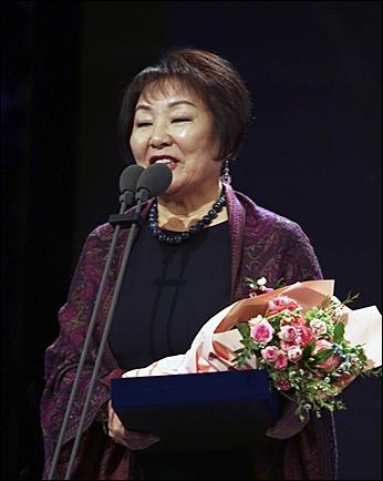 배국희 '해외동포상' 수상자 배국희 대한인국민회 전 이사장