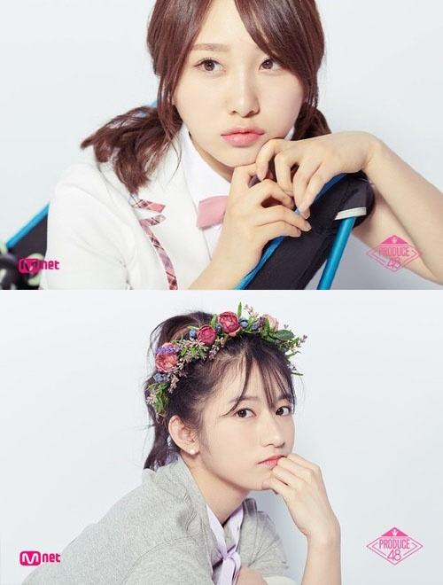 Mnet <프로듀스 48>에 출연했던 AKB48 멤버 타카하시 쥬리(맨위), 타케우치  미유가 각각 울림, 미스틱과 계약을 맺고 한국 진출에 나선다.