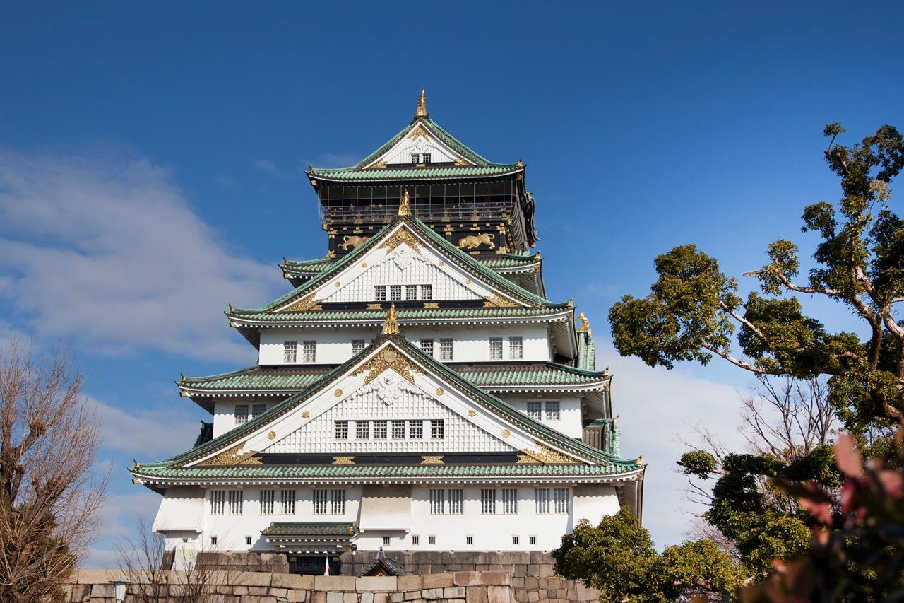 오사카 성(천수각) 별도 없음