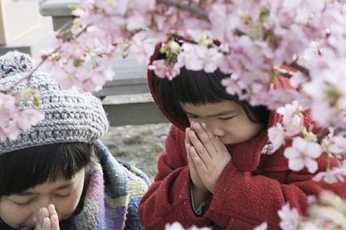 <봄은 온다> 영화의 한 장면