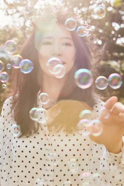임현정 가수 임현정이 신곡 '청춘'을 발매하고, 12일 오후 서울 한남동의 한 공연장에서 기자간담회를 열었다.
