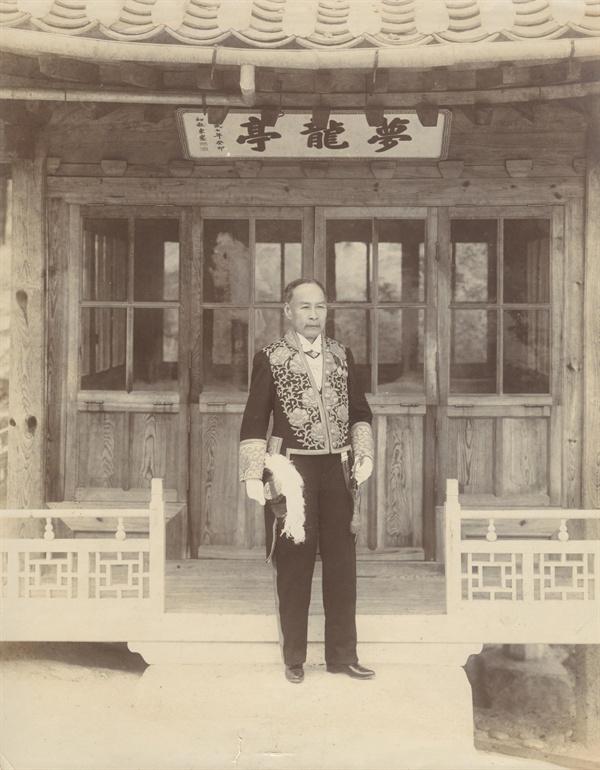 동농 김가진 선생