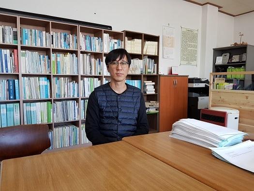 유종준 당진환경운동연합 사무국장