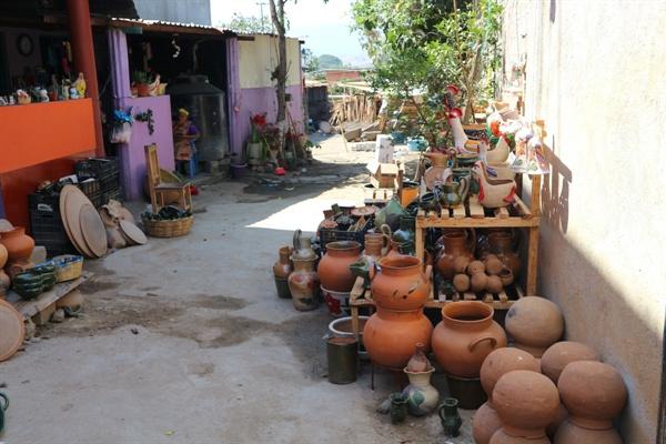 초록도자기의 마을 아트솜파